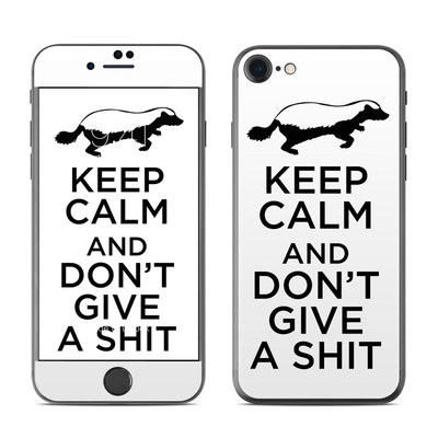 Apple iPhone 7 Skin - Keep Calm - HB