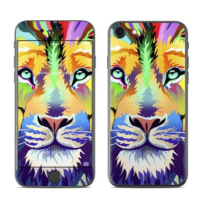 Apple iPhone 7 Skin - King of Technicolor