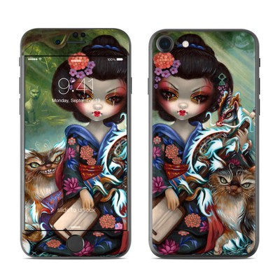 Apple iPhone 7 Skin - Kirin and Bakeneko