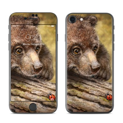 Apple iPhone 7 Skin - Kodiak Cub