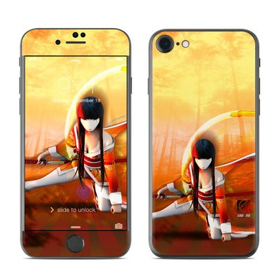Apple iPhone 7 Skin - Kokeshi 4