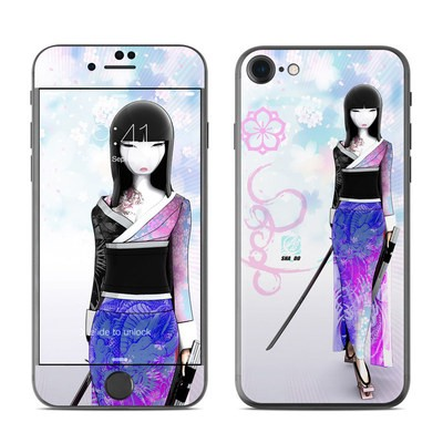 Apple iPhone 7 Skin - Kokeshi Haru