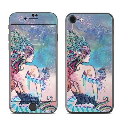 Apple iPhone 7 Skin - Last Mermaid