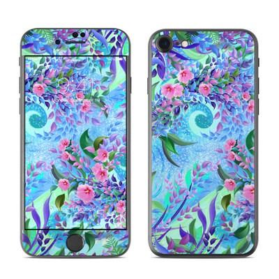 Apple iPhone 7 Skin - Lavender Flowers