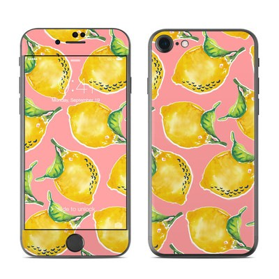 Apple iPhone 7 Skin - Lemon