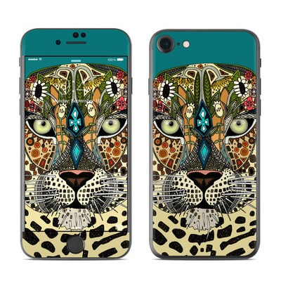 Apple iPhone 7 Skin - Leopard Queen