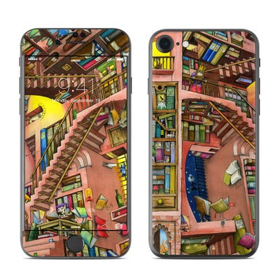 Apple iPhone 7 Skin - Library Magic