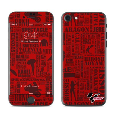 Apple iPhone 7 Skin - Life of MotoGP