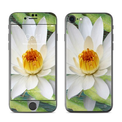 Apple iPhone 7 Skin - Liquid Bloom