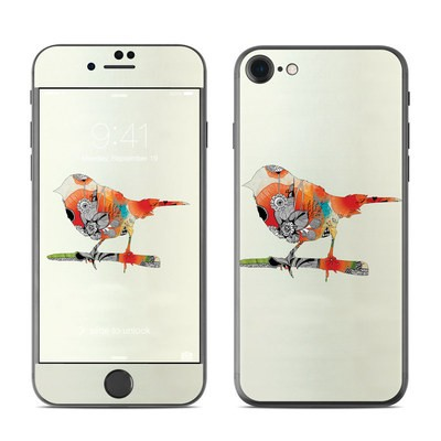 Apple iPhone 7 Skin - Little Bird