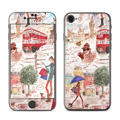 Apple iPhone 7 Skin - London