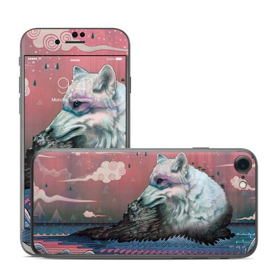 Apple iPhone 7 Skin - Lone Wolf