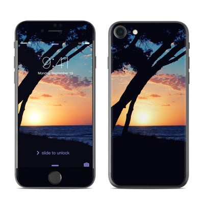 Apple iPhone 7 Skin - Mallorca Sunrise