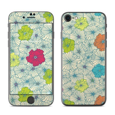 Apple iPhone 7 Skin - May Flowers