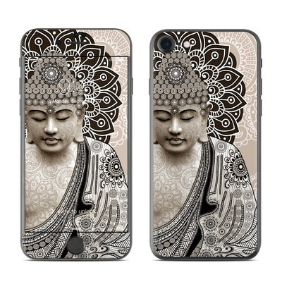 Apple iPhone 7 Skin - Meditation Mehndi
