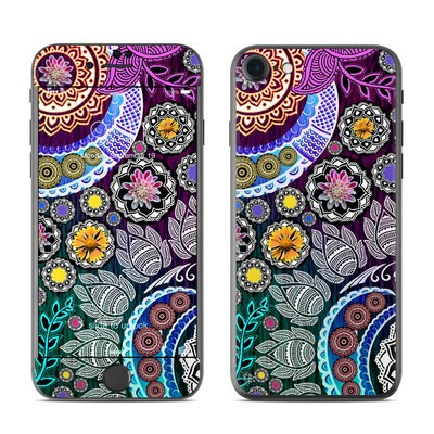 Apple iPhone 7 Skin - Mehndi Garden