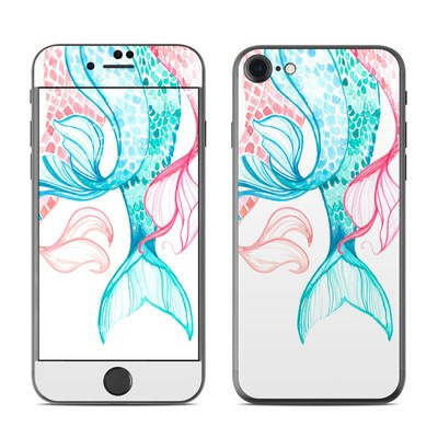 Apple iPhone 7 Skin - Mermaid Tails