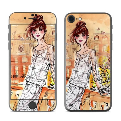 Apple iPhone 7 Skin - Mimosa Girl