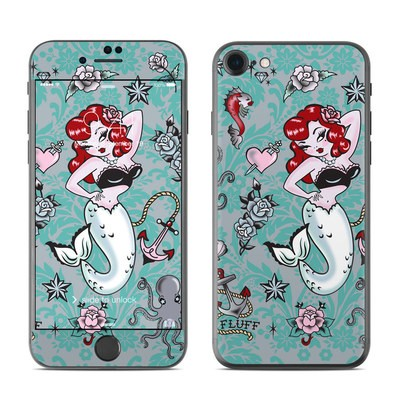 Apple iPhone 7 Skin - Molly Mermaid