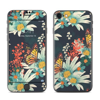 Apple iPhone 7 Skin - Monarch Grove