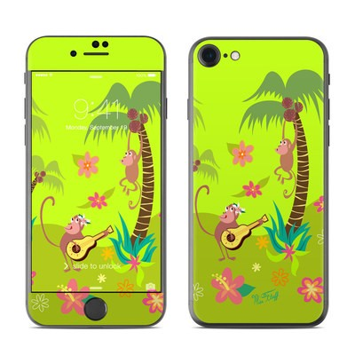 Apple iPhone 7 Skin - Monkey Melody