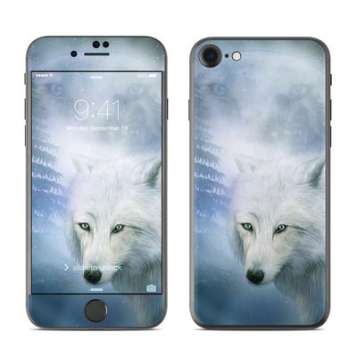 Apple iPhone 7 Skin - Moon Spirit