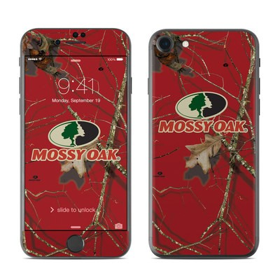 Apple iPhone 7 Skin - Break-Up Lifestyles Red Oak