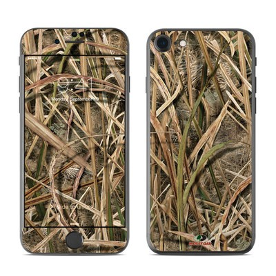 Apple iPhone 7 Skin - Shadow Grass Blades