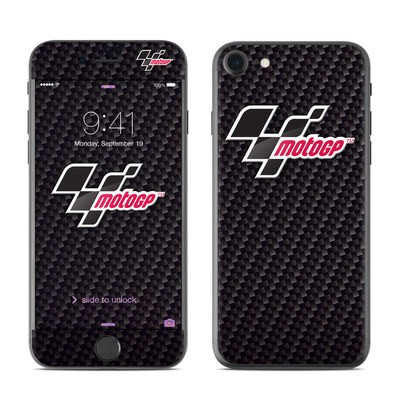 Apple iPhone 7 Skin - MotoGP Carbon Logo