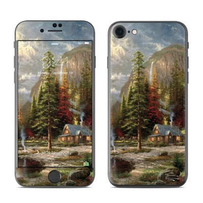 Apple iPhone 7 Skin - Mountain Majesty
