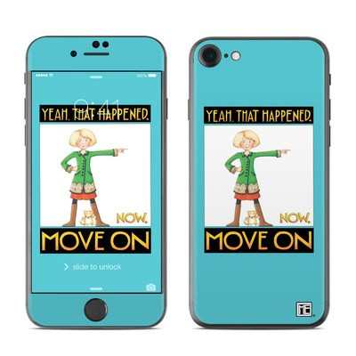 Apple iPhone 7 Skin - Move On