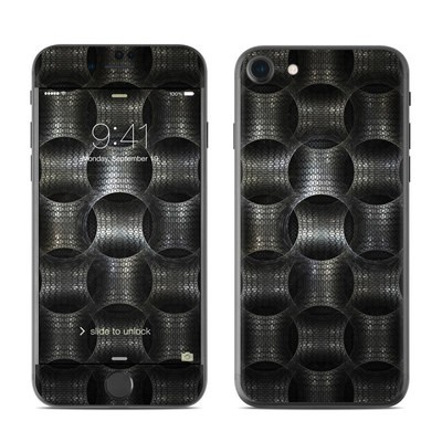 Apple iPhone 7 Skin - Metallic Weave