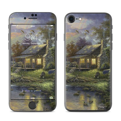 Apple iPhone 7 Skin - Natures Paradise