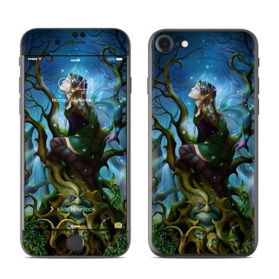 Apple iPhone 7 Skin - Nightshade Fairy