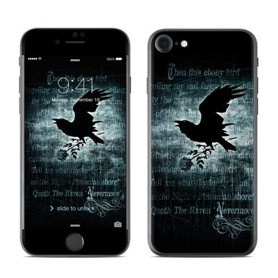 Apple iPhone 7 Skin - Nevermore