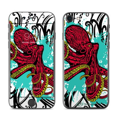 Apple iPhone 7 Skin - Octopus