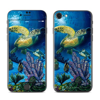 Apple iPhone 7 Skin - Ocean Fest