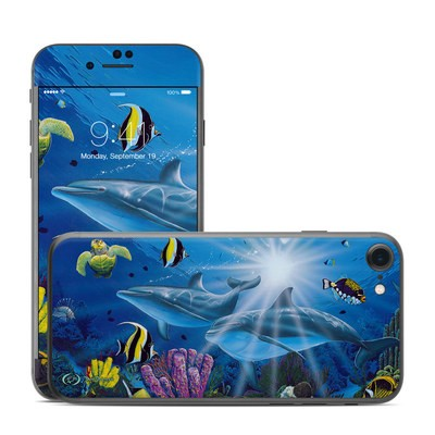 Apple iPhone 7 Skin - Ocean Friends