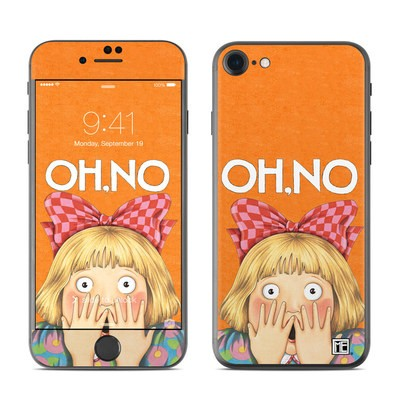 Apple iPhone 7 Skin - Oh No