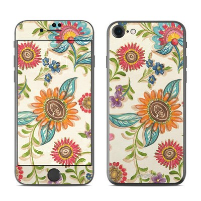 Apple iPhone 7 Skin - Olivia's Garden