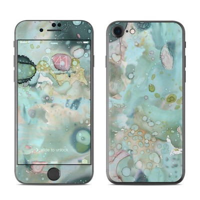 Apple iPhone 7 Skin - Organic In Blue