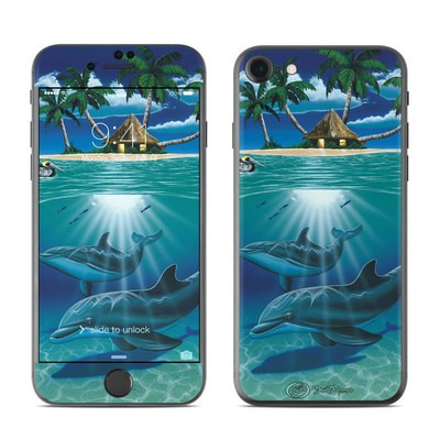 Apple iPhone 7 Skin - Ocean Serenity