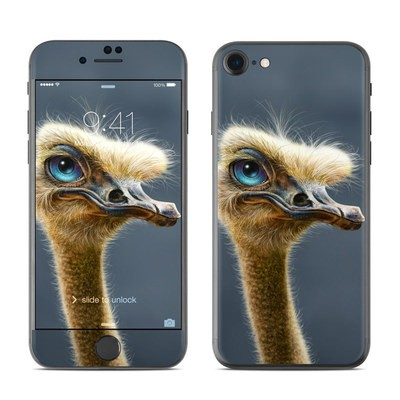 Apple iPhone 7 Skin - Ostrich Totem