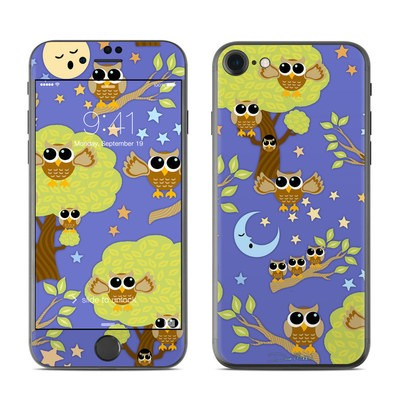 Apple iPhone 7 Skin - Owl Tree