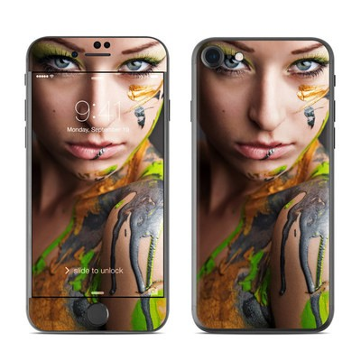 Apple iPhone 7 Skin - Painted Beauty
