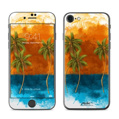 Apple iPhone 7 Skin - Palm Trio