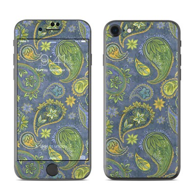 Apple iPhone 7 Skin - Pallavi Paisley