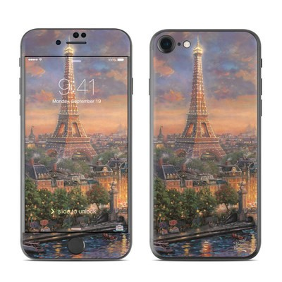 Apple iPhone 7 Skin - Paris City of Love