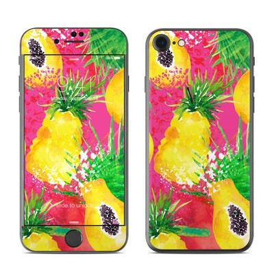 Apple iPhone 7 Skin - Passion Fruit