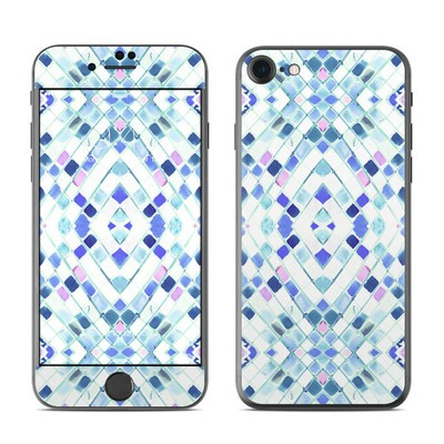 Apple iPhone 7 Skin - Pastel Geo